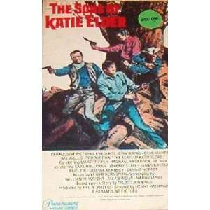 The Sons of Katie Elder [VHS] John Wayne, Dean Martin