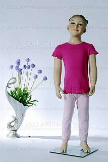 AMT Mannequin Standing Female Child Model Valerie