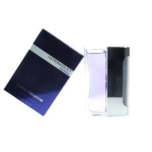 Ultraviolet Man by Paco Rabanne for Men   3.4 oz EDT Spray