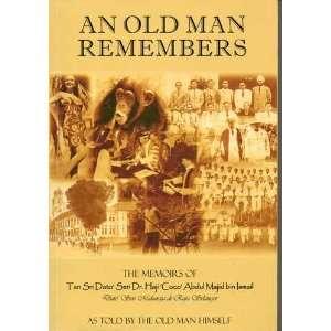 Seri Dr. Haji Coco Abdul Majid bin Ismael: Tan Sri Dato Ismail: Books