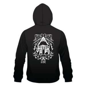 HMK Proof Black X Large Full Zip Hoody Automotive