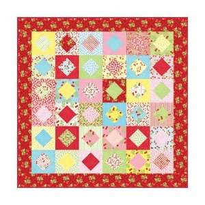 ME AND MY SISTER CHERRY TURNOVER QUILT PATTERN: Arts, Crafts & Sewing