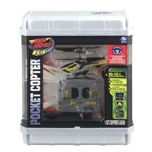 Air Hogs Pocket Copter   Goldfinger Toys & Games