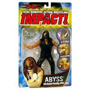 TNA Wrestling Series 1 Action Figure The Abyss Toys & Games