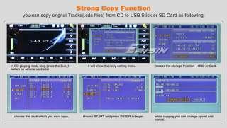 ES836L 7 HD 3D Car DVD Player GPS iPod PiP BT TV for HONDA CIVIC
