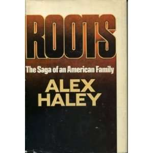 Alex Haley Roots Rare Signed Autograph 1st Ed Book:  Sports