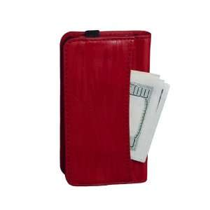 HEX x HUNDREDS CODE Wallet for iPhone 4/4S   Red   1 Pack