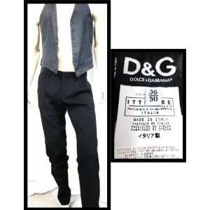 NEW D&G Dolce & Gabbana Ittierre Mens Spa Pants 35 x 38