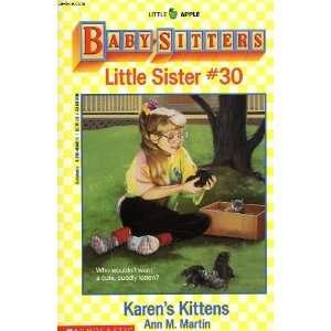 Baby Sitters Little Sister #25 Karens Pen Pal Ann M. Martin Books