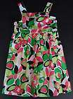 NWT Gymboree PALM BEACH PARADISE Dress 4 Sun Floral Tro