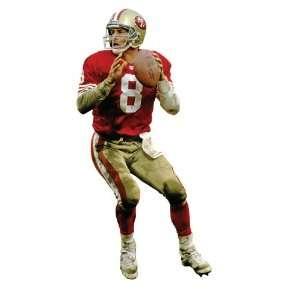 Francisco 49ers NFL Fathead REAL.BIG Wall Graphics