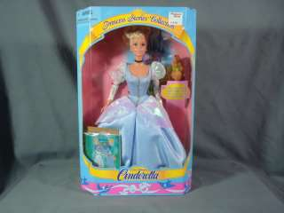 NRFB Princess Cinderella Barbie Doll 1997 Princess Stories Collection