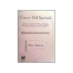 Concert Hall Spirituals Musical Instruments