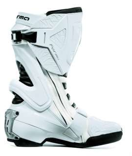 Forma ICE FLOW white mens road racing motorcycle boots