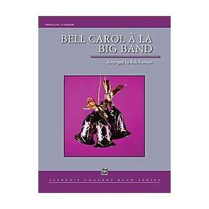 Bell Carol a la Big Band Musical Instruments
