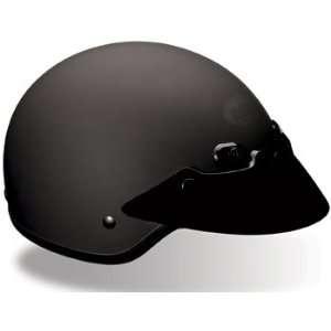 Bell Shorty Street Half Motorcycle Helmets Matte Black