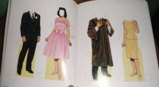1993 Tom Tierney Martin Luther King Jr. & Family Paper Dolls Book