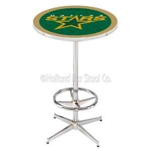 Dallas Stars NHL Hockey L216 Pub Table