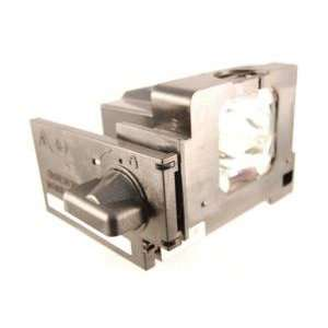Panasonic PT 61DLX26 rear projector TV lamp with housing