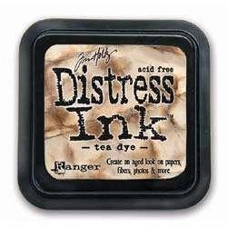 Tim Holtz ~ TEA DYE ~ Distress Ink Pad ~ Ranger