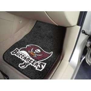 Tampa Bay Bucs Buccaneers Carpet Car/Truck/Auto Floor Mats