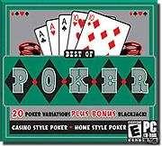20 Poker Games Texas Holdem Omaha,Stud,Hi Lo,Baseball