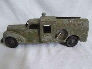 Hubley #470 Bell Telephone Truck