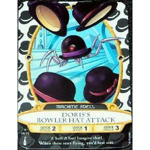 Sorcerers Mask of the Magic Kingdom Game, Walt Disney World   Card #04
