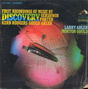 Adler   Discovery, 1968   Near Mint   Morton Gould & Orchestra