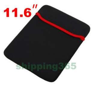New Neoprene Sleeve Case Cover for 11.6 netbook Mabook