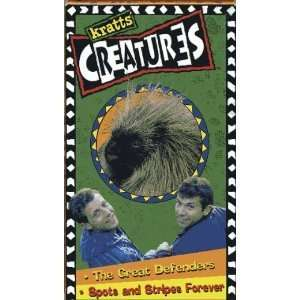 Kratts Creatures: Great Defenders/Spots N Stripes Forever