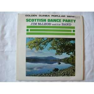 & HIS BAND Scottish Dance Party LP: Jim McLeod And His Band: Music