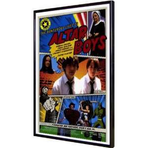 Dangerous Lives of Altar Boys 11x17 Framed Poster: Home