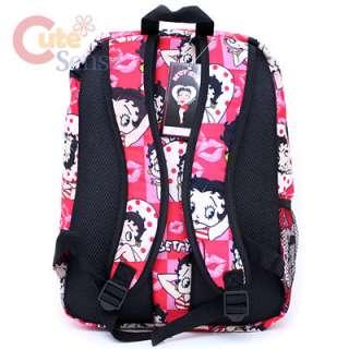 Betty Boop School Backpack / Large 16in Bag Cartoon