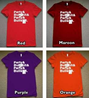 Biggie Smalls Notorious BIG T Shirt PARTY BS WOMENS tee