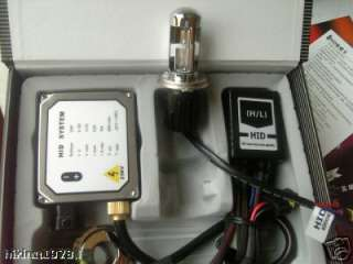 NEW HID XENON KIT H4 8000K for motorcycle moto bike