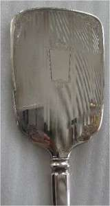 BIRKS STERLING SILVER HAND MIRROR ART DECO