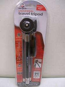TARGUS UNIVERSAL TRAVEL TRIPOD NEW