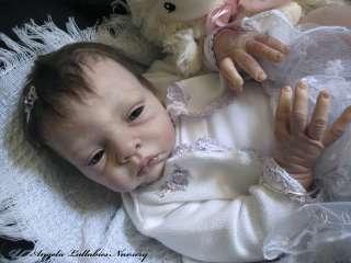 NATALI BLICK~ELISE~Newborn Reborn Baby Girl Fake~ANDREA