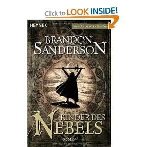 Die Kinder des Nebels Roman (9783453523364) Brandon Sanderson Books