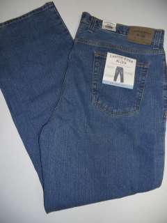 NWT CANYON RIVER BLUES Mens Lower Rise Relaxed Fit Blue Denim Jeans 31