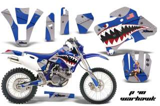 AMR RACING MOTORCYCLE GRAPHIC STICKER MX KIT YAMAHA WR 250F 426F 400F