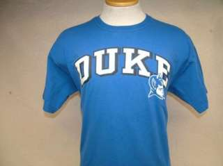 DUKE BLUE DEVILS t shirt M