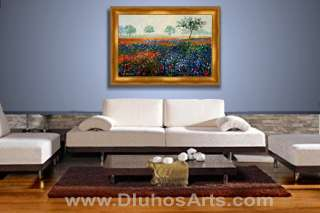 CUSTOM ART WOOD FRAME Dluhos modern high end quality 1V