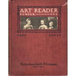 The art reader, Number one, Mary R Cady Books