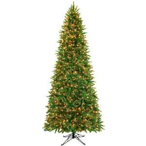 Artificial 7.5 Foot Multi color Prelit Christmas Tree