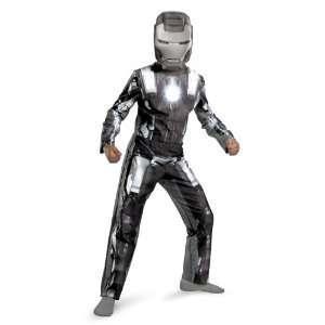 Iron Man 2 (2010) Movie   War Machine Classic Child Costume