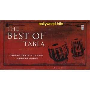 The Best of Tabla 2 Cd Set: Ustad Zakir Hussain, Sarwar Sabri: Music