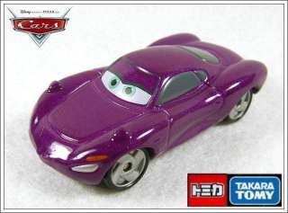 CHILD BOY TOY DISNEY PIXAR CARS DIECAST 2 HOLLEY SHIFTWELL LOOSE TN02