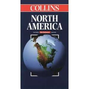 North America Pocket Map (Collins World Travel Maps